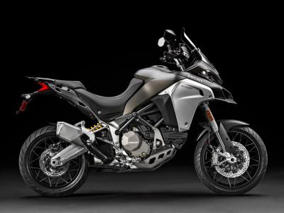 Ducati Multistrada 1200 Enduro grey