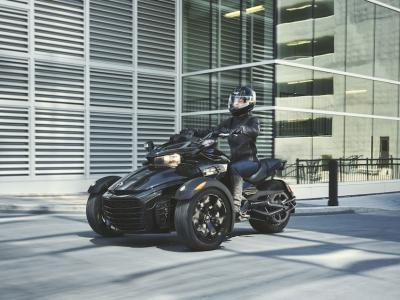 Can-Am Spyder F3 Black